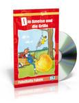 Die Ameise und die Grille + CD audio w sklepie internetowym Ettoi.pl