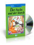 Der Fuchs und der Storch + CD audio w sklepie internetowym Ettoi.pl