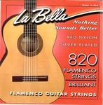 LA BELLA struny do gitary klasycznej Flamenco 820 Red w sklepie internetowym Gitarownia.pl