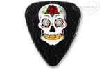 GROVER ALLMAN kostka gitarowa Sugar Skull Theme - Black w sklepie internetowym Gitarownia.pl