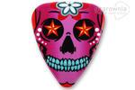 GROVER ALLMAN kostka gitarowa Sugar Skull Theme - Purple w sklepie internetowym Gitarownia.pl