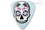 GROVER ALLMAN kostka gitarowa Sugar Skull Theme - Blue w sklepie internetowym Gitarownia.pl