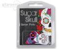GROVER ALLMAN zestaw kostek gitarowych - Sugar Skull 5 Pack w sklepie internetowym Gitarownia.pl