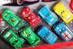 Disney Cars Auta super zestaw 8 autek Cars zest.1 w sklepie internetowym Krasta.pl