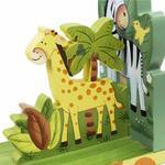 Podpórki na książki Słoneczne safari w sklepie internetowym Krasta.pl