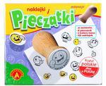 STEMPELKI - BUŹKI Stemple drewniane 6 szt. + akces w sklepie internetowym Krasta.pl
