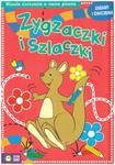 Zygzaczki i szlaczki Zabawy i ćwiczenia Czerwony w sklepie internetowym Krasta.pl