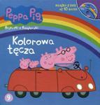 Książeczka Kolorowa tęcza Peppa Pig w sklepie internetowym Krasta.pl