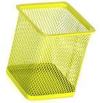 Pojemnik na przybory na biurko - koszyk zielony w sklepie internetowym Krasta.pl