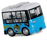 Zabawka ekstra Mini Autobus Niebieski - metalowy w sklepie internetowym Krasta.pl