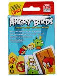 Gra karciana UNO gra towarzyska KARTY Angry BIRDS w sklepie internetowym Krasta.pl