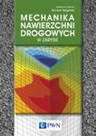 Mechanika nawierzchni drogowych w zarysie w sklepie internetowym ksiazki-naukowe.pl