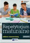 Repetytorium maturalne z języka niemieckiego Podręcznik z płytą CD Zakres rozszerzony w sklepie internetowym ksiazki-naukowe.pl