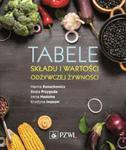 Tabele składu i wartości odżywczej żywności w sklepie internetowym ksiazki-naukowe.pl
