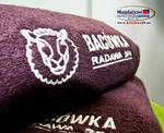 Haft komputerowy na tekstyliach w sklepie internetowym Magdalena24.pl
