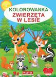 Kolorowanka Zwierzęta w lesie w sklepie internetowym wydawnictwomartel.pl