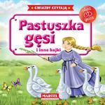 Bajki do poduszki + CD - Pastuszka gęsi i inne bajki w sklepie internetowym wydawnictwomartel.pl