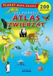 Mój pierwszy atlas zwierząt w sklepie internetowym Przyrodnicze.pl