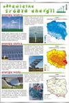 Odnawialne źródła energii - plansza dydaktyczna w sklepie internetowym Przyrodnicze.pl
