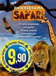 Zwierzęta na Safari w sklepie internetowym Przyrodnicze.pl
