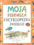 Moja pierwsza encyklopedia zwierząt w sklepie internetowym Przyrodnicze.pl