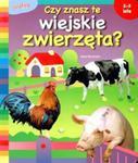 Czy znasz te wiejskie zwierzęta? w sklepie internetowym Przyrodnicze.pl