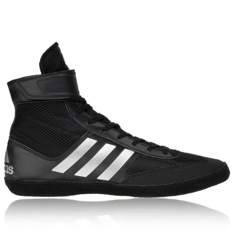 2633b859a69eb4 Adidas Combat Speed 5 Buty Bokserskie, Zapaśnicze-czarne w sklepie  internetowym FightSklep.pl. Powiększ zdjęcie