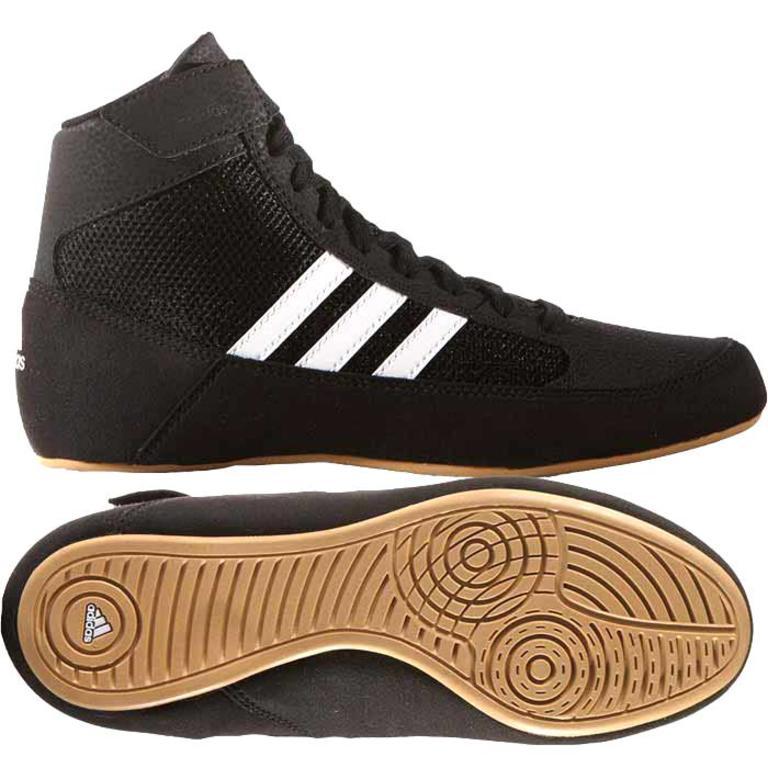 39e9da003c9997 Adidas Havoc 2 - Buty Bokserskie, Zapaśnicze-czarne w sklepie internetowym  FightSklep.pl. Powiększ zdjęcie