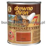 impregnat Drewnochron Extra 0,75 l. - mahoń w sklepie internetowym Budowlaniec