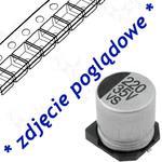 Kondensator elektrolityczny SMD 47uF/16V 6,3*5,3mm w sklepie internetowym CentrumElektroniki.pl