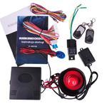 Alarm samochodowy Y-3018 z homologacją w sklepie internetowym CentrumElektroniki.pl