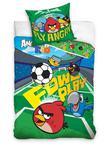 Pościel Angry Birds 160x200 5664 Fly Angry Carbotex w sklepie internetowym Decoarty.pl