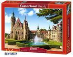 Puzzle 1500 el. Moszna Castle, Poland Castorland w sklepie internetowym Bawisklep.pl