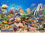 Puzzle 260 el. Colour of the Ocean Castorland w sklepie internetowym Bawisklep.pl