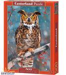 Puzzle 500 el. Great Horned Owl Castorland w sklepie internetowym Bawisklep.pl