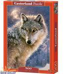 Puzzle 500 el. Lone Wolf Castorland w sklepie internetowym Bawisklep.pl