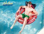 KOŁO do pływania FOTEL z OPARCIEM 119 cm w sklepie internetowym Bawisklep.pl