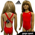 Strój kąpielowy Adidas , jednoczęściowy, na wakacje, NA BASEN w sklepie internetowym Goga-sport.pl