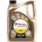 Olej silnikowy Total Quartz 9000 5W40 5L w sklepie internetowym Kolegaberlin
