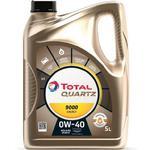 Olej silnikowy Total Quartz 9000 Energy 0W40 5L w sklepie internetowym Kolegaberlin