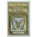 Barwnik do tkanin 031 Z MOTYLEM - złoty w sklepie internetowym Nadodatek.pl