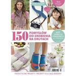 Seria018 150 POMYSŁÓW na druty Mollie Potrafi w sklepie internetowym Nadodatek.pl
