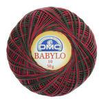 Babylo 10 DMC 50g - kol.4519 JINGLE BELLS w sklepie internetowym Nadodatek.pl