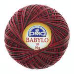 Babylo 20 DMC 50g - kol.4519 JINGLE BELLS w sklepie internetowym Nadodatek.pl