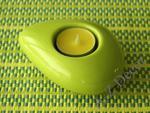 Świecznik ceramiczny na T-light wiosenna zieleń 12cm [AZ02038] w sklepie internetowym A-Z-Decor.pl