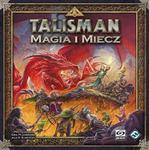 Zestaw Talisman Magia i Miecz + 2 x podstawka + podajnik na karty w sklepie internetowym Sklep-onyks.pl
