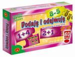 Puzzle Dodaję i odejmuję Alexander w sklepie internetowym Sklep-onyks.pl