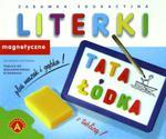 Literki magnetyczne z tablicą Alexander w sklepie internetowym Sklep-onyks.pl