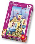Trefl Puzzle - Disney - Pałac księżniczek - 160el w sklepie internetowym Sklep-onyks.pl