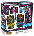 Monster High: gra karciana EGMONT w sklepie internetowym Sklep-onyks.pl